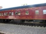 "090811019 Pullman VRIC 7 ""Kitchi Gammi Club"" PPCX 800705 at Amtrak Midway Station"