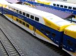 091109026 Northstar commuter MNRX 705 at Target Field Station