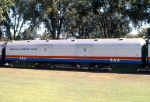 1002-A2-032 AFT 33 with American Freedom Train on display at Minnehaha Park