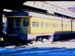 "1005-09a MILW business car [1st] ""Milwaukee"" in Mpls GN Depot"