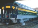 """1026-12a Business car 800043 C&O 3 """"Chapel Hill"""" at Mpls GN Depot"""
