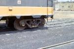 1160-06 Steam heater car GN 8 at ex-NP Como Shops