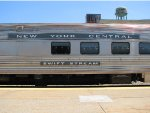 """120609008 MRLX/PPCX 800460 """"NYC Swift Stream"""" at Amtrak Midway Depot"""