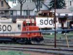 1075-11a Caboose SOO 275