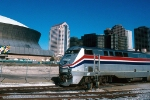 Amtrak 824 and Superdome