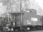 NS 555006 Caboose