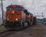 BNSF 7645 East