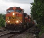 BNSF 4130 West