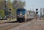 Amtrak 381, Carl Sandburg