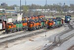 BNSF 2664