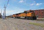 BNSF 6018 West (DPU's)