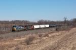 Ethanol train K651