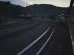 EFVM 562 cruzando com minerio em Laboriau