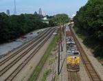 NS 153 arriving in Atlanta