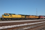 Mixed power at Avondale