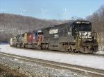 NS at Sand Patch 2/16/2004