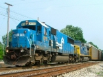 CSX 8715 8/4/2004