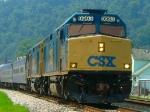 CSX 9993 8/4/2004