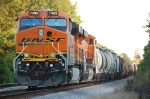 BNSF 7483 & Coal Tipple