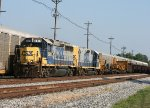 CSX Work Train