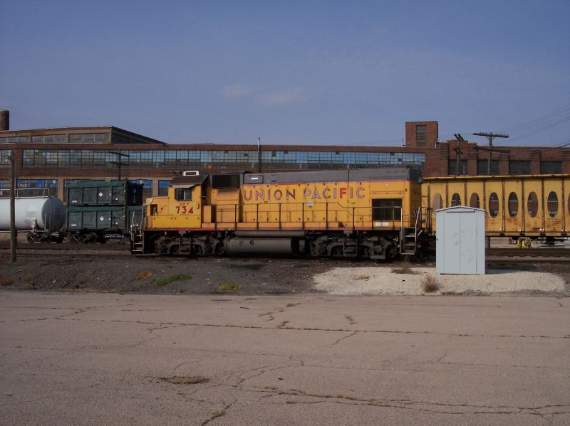 Yard engine