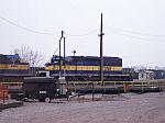 Ready to move Powder River coal trains