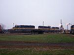 All this coal train power
