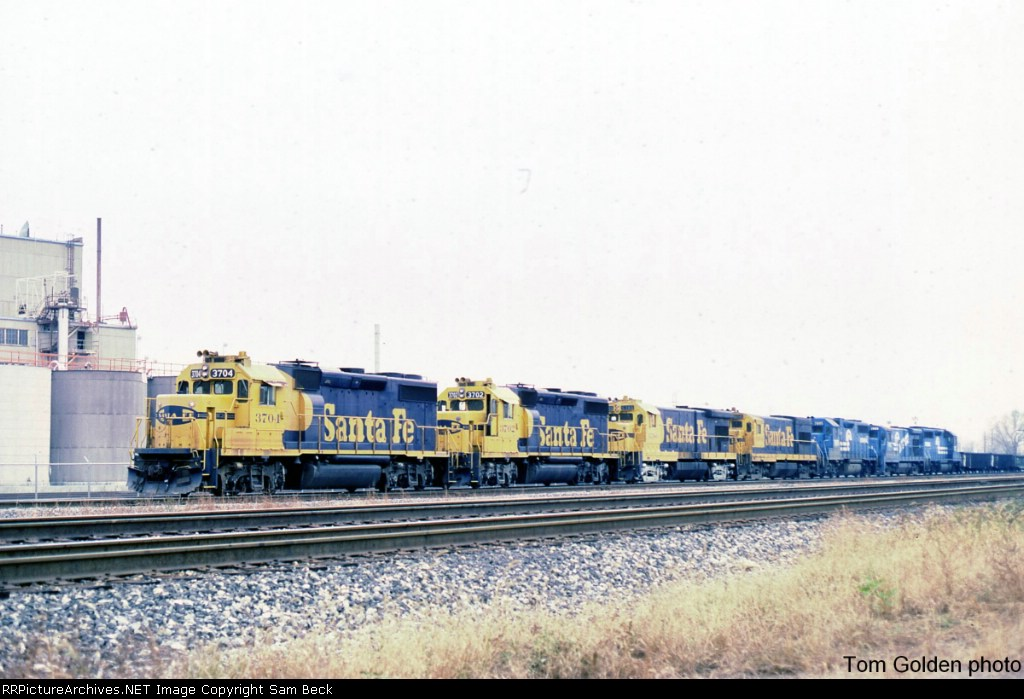 ATSF/Conrail 7-Pack