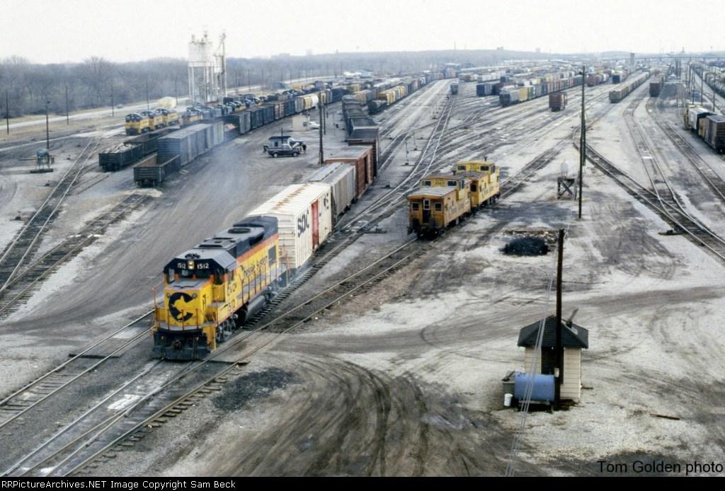 CO 1512 Working Barr Yard