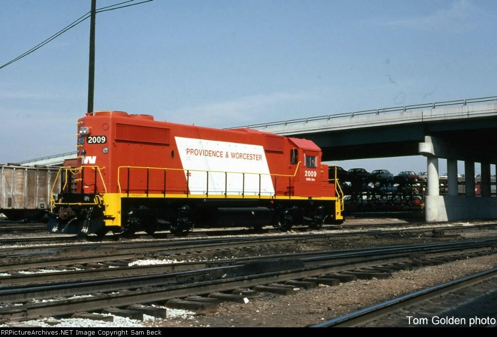 PW 2009--New GP38-2