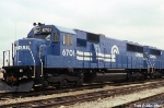 CR 6701--New SD50