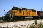 GTW 5934--Ex Union Pacific SD40-2