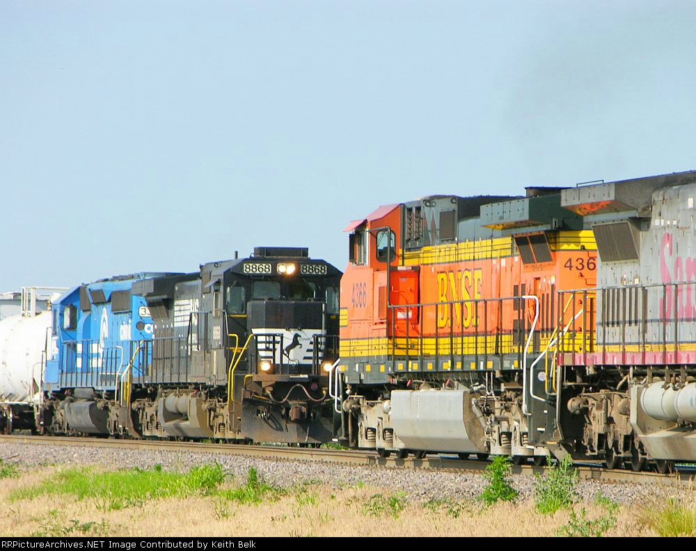 NS 8868 and 4366