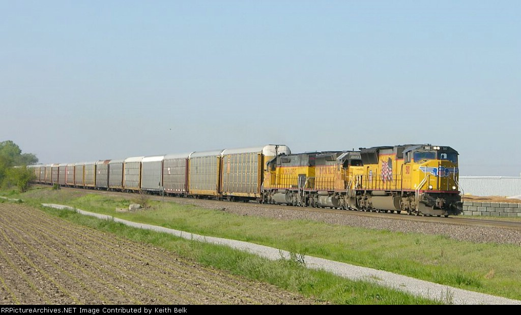 UP 5110 and 3140