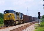 CSX 503 U152-12 Coal Drag