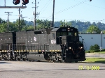 LTEX 9259 leads Alabama Tennesse River train at 32nd st