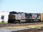 KCS 4582 leads NS train 333