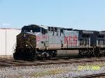 Closeup of KCS 4582