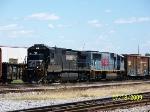 NS 8875 leads NS train 339