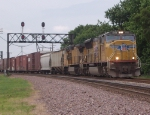 UP 3858 East