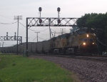 UP 6021 East