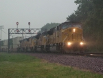 UP 8032 East