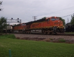 BNSF 7644 East