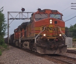 BNSF 4992 East