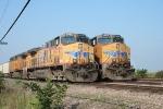 Hopper train power