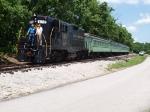 Bluegrass Railroad Museum