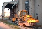 FRC ballast regulator on old Landmark spur