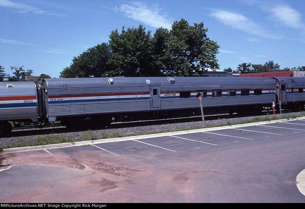 Amtrak Diner 8514
