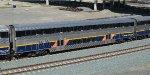 Amtrak California Coach 6461