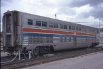 Amtrak Hi-Level coach 9909